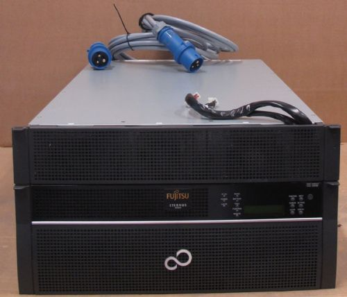 Fujitsu Eternus CS-TVCB-DX4F E440R20AU1 Virtual Tape Controller + PSU Enclosure
